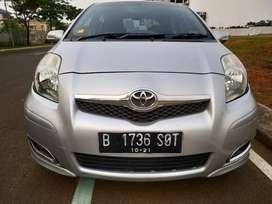 Toyota Yaris E at 2011