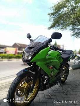 "Kawasaki Ninja RR Tahun 2013 Modif,Surat"" Lengkap, pajak taat"