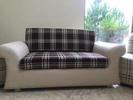 Less used sofa set