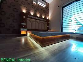Home interior designer and contactor