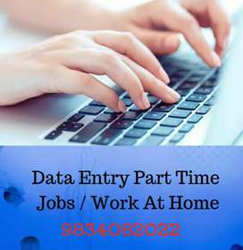 Change your life with in a few months by part time job offer