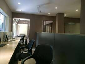Fully furnished office 750 sft at Akarshan, CB Road Ramdaspeth ,Nagpur