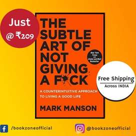 Book of the day • * The Subtle Art of Not
