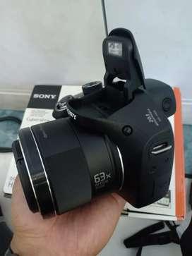 Sony H400 Muluss Like New lengkap box