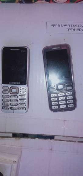 2 samsung mobile
