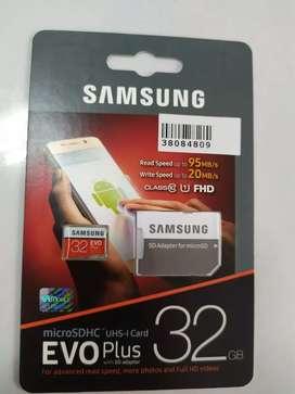 Micro SD Samsung 32 GB ORI