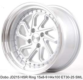 DOBO JD215 HSR R15X8/9 H4x100 ET30/25 SML