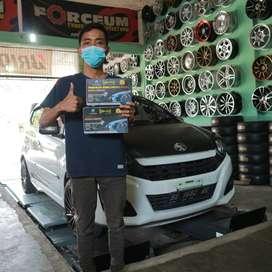 Yg Inginkan Ayunan Mobil Lebih Empuk Sgera Psangkan BALANCE Damper Bos