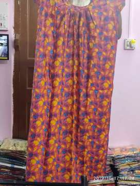 Cotton Nighty only manufacturer price 115/