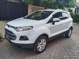 Ford Ecosport 1.5 Trend automatic 2014