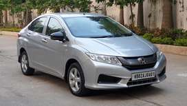 Honda City 1.5 S MT, 2016, Petrol