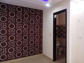 FRONT SIDE OPEN SPECIOUS TWO BHK FLOOR BOOK WITH 10% DOWN PAYMENT