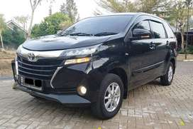 Avanza 2019 km 3rb Manual, Avanza Hitam, Bekas, Second