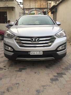 Hyundai Santa Fe 4 WD (AT), 2014, Diesel