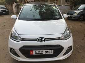 Hyundai Xcent 2015 Diesel Well Maintained