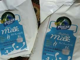 Dairy Farm Fresh and Natural Milk
