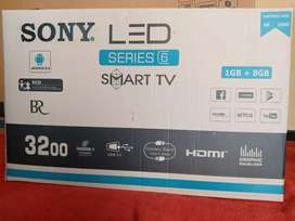 Latest/SONY-32inch-smart-android led 4k tv- ₹9995