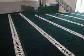 Karpet masjid Turki motif rantai pasang Yogyakarta kota