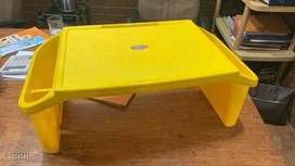 Kids Bed Study Table Material: Plastic