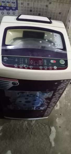 We have all top loding washing machine in