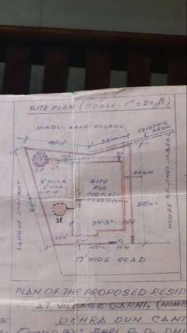 Plot at NIMBUWALA, GARHI CANTT