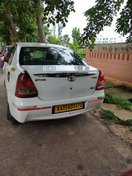 My Toyota Etios for sale