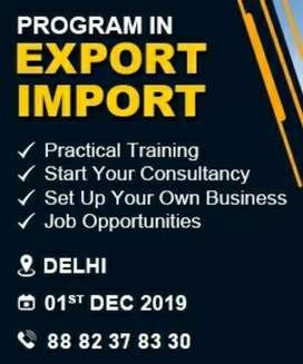 Course of Export & Import