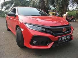 Honda Civic Turbo 1.5 AT 2017
