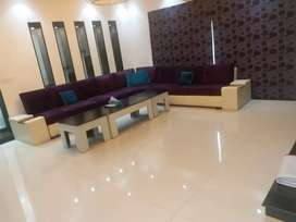 DHA Phase 6 1kanal Furnished House 6 Bed Rooms with Bssement Cienma