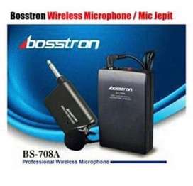 AB MIC CLIP ON WIRELES BOSTRON