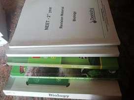 Biology second pu guides and deeksha manuals