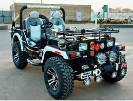 Willy jeeps ready on order
