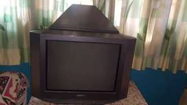 Sony coloured TV