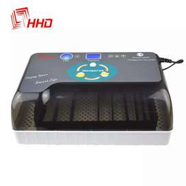 Poultry 12 Egg Roller Incubator-1 Year Warranty-FREE Cash On Delivery