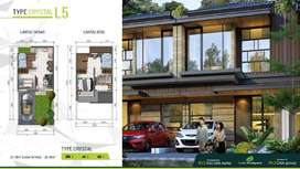 New Cluster Diamond - Golden Stones The best designed at serpong