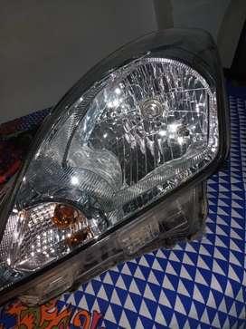 Baleno delta original headlamps with bulbs in very good condition.