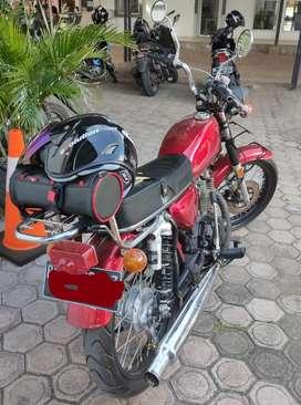 Jual Motor CB mesin GL Starter