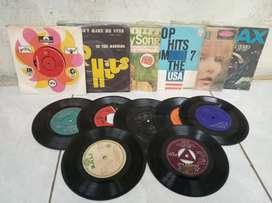 """vinyl lagu ukuran 7"""""""