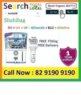 Shahme RO Water Filter Water Purifier TV AC Cooler DTH Fridge Machine