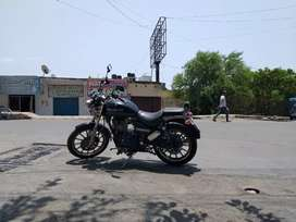 Royal Enfield Thunderbird 34000 Kms 2015 year