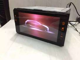 Headunit yaris gps