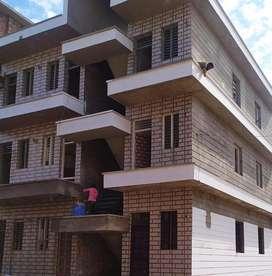 1Bhk flat for Sale In Mohali Kharar Landran road Sector 127