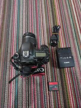 Canon 7d lens kit 18 55 k lll