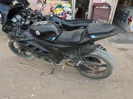Best condition R15 bike if any query call me .
