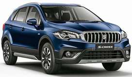 Brand New Royal Blue S-cross