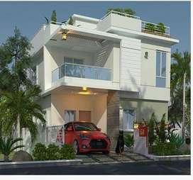 12 acres Housing cum Apartment Gated Community at Edupugallu
