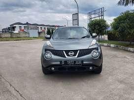 DP.17,5jt Nissan Juke RX matic mls siap pke