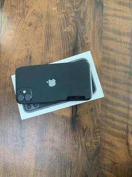 I phone 11 128gb Black