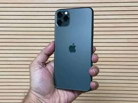 Iphone 11 pro (256 GB) - Midnight Green
