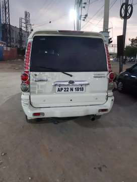Scorpio in good condition for urgent sale